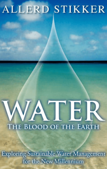 Water, the blood of the earth